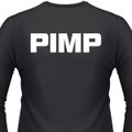 PI'mp Biker T-Shirt