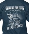 Cruising for Jesus, Blessed Biker Shirt