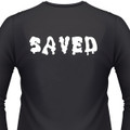 Saved Biker T-Shirt