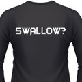 Swallow? Biker T-Shirt