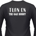 Turn On The Gas Dummy Biker T-Shirt