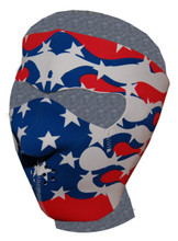 American Flame Neoprene Face Mask