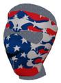 American Flame Neoprene Face Mask
