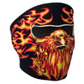 Blazing Eagle Neoprene Face Mask
