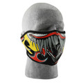 Lethal Threat Clown Half Face Mask