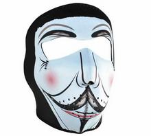 Vendetta Neoprene Face Mask
