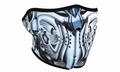 Half Bio-Mechanical Neoprene Face Mask