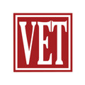 Vet Motorcycle Helmet Sticker