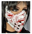 blood sport face mask
