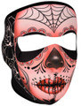Sugar Skull Neoprene Face Mask