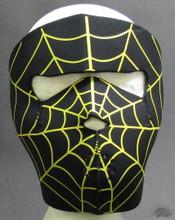Pittsburgh Spider Neoprene Face Mask