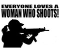 Everyone Loves A Woman Who Shoots