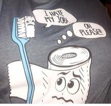 I hate my Job oh please shirt