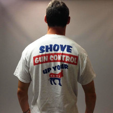 Shove Gun Control Up Your Ass