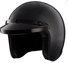 DOT Carbon Fiber 3/4 RMT Motorcycle Helmet