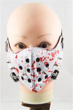 Butcher Leather Half Face Mask
