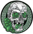 Irish Skull Patch