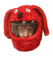 Clifford the Dog Motorcycle Helmet Cover