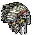 Side Headdress Patch