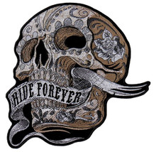 Banner Skull Patch