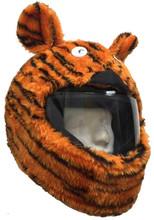 Tiger Motorcycle Helmet Cover