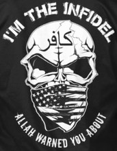I'm the Infidel Allah Warned You About