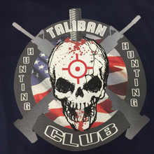 Taliban Hunting Club T-Shirt