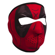 Red Dawn Face Mask