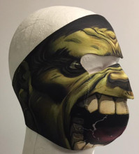 Incredible Hulk Full Face Mask