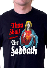 Thou Shall Remember the Sabbath Shirt