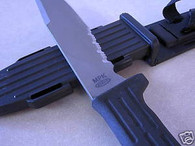 "MISSION MPKTI 12"" TITANIUM FIXED BLADE SEAL KNIFE MS202"
