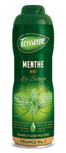 Teisseire mint syrup