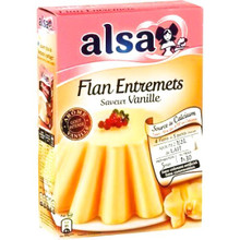Alsa Vanilla Custard Mix