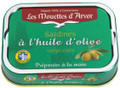 Les Mouettes d'Arvor Sardines in Olive Oil