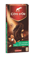Côte d'Or Dark Chocolate with Almonds