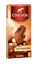 Côte d'Or Milk Chocolate with Hazelnuts