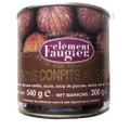 Clément Faugier Marrons Glaces (Candied Chestnuts) in Syrup