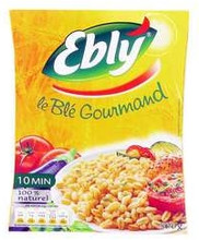 Ebly Pre-Cooked Wheat