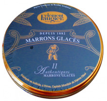 Marrons Glaces Candied Chestnuts