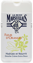Le Petit Marseillais Orange Blossom Shower Gel Le Petit Marseillais Gel Douche à la Fleur d'Oranger