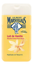 Le Petit Marseillais Vanilla Milk Shower Gel
