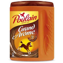 Poulain Grand Arôme hot chocolate powder