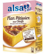 Alsa Flan Patissier (Custard Pie)