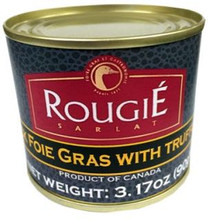 Rougié Duck Foie Gras with Truffle