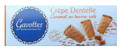 Gavotte Crepes Dentelles with Salted Butter caramel