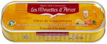 Les Mouettes d'Arvor Mackerel Fillets in Muscadet Wine