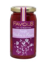 Favols Rose Petal Confit