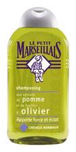 Le Petit Marseillais apple and olive shampoo