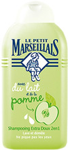 Le Petit Marseillais Milk and Apple Shampoo for Children