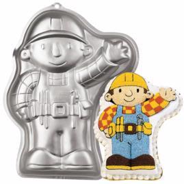 bob the builder cake pan